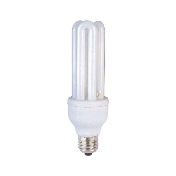 LANDLITE Budget Energiatakarékos, E27, 22W, 550lm,, 2700K, U csöves fényforrás (ELT-22W)