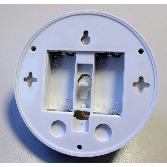 LANDLITE YLPL-15, Push Light, Nyomógombos lámpa, elemes éjszakai irányfény, elemes éjjeli fény, mackó figurával