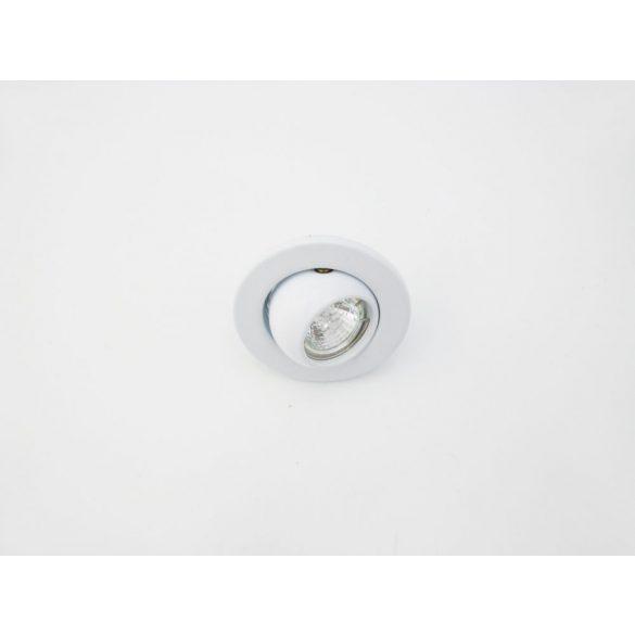 """LANDLITE KIT-713-5, 5db MR11 20W 12V halogén izzó, forgatható kivitel, """"Kis Béka Szem"""", beépíthető lámpa szett (5 db-os halogén szett),fehér"""