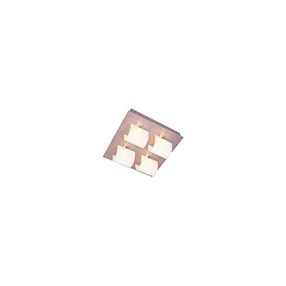 LANDLITE MW-5405 / 4C modern matt króm fali lámpa, 4xG9 60W 230V