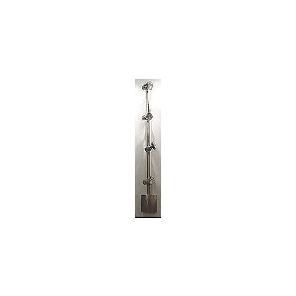 LANDLITE MW-5417/4W modern fali lámpa 4xGU10 60W 230V