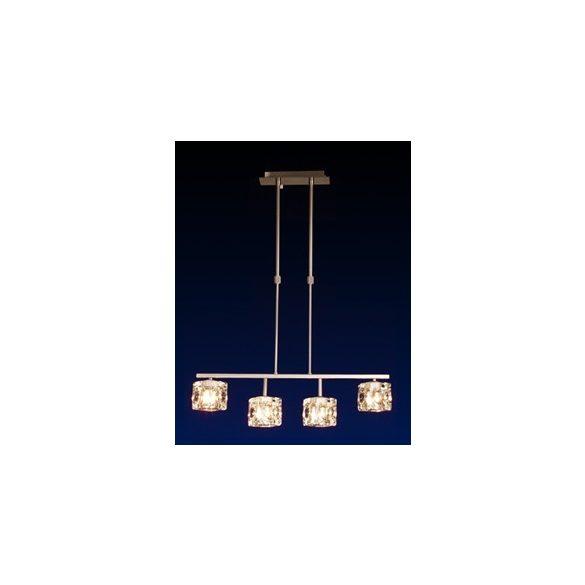 LANDLITE MW-5384/4H modern függesztett lámpa 4xG9 40W 230V