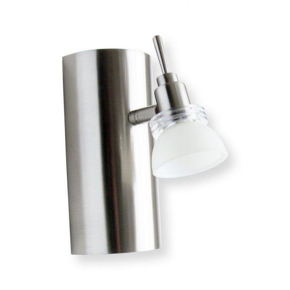 LANDLITE SLS35-217, modern fali lámpa 1xMax 50W 12V matt nikkel