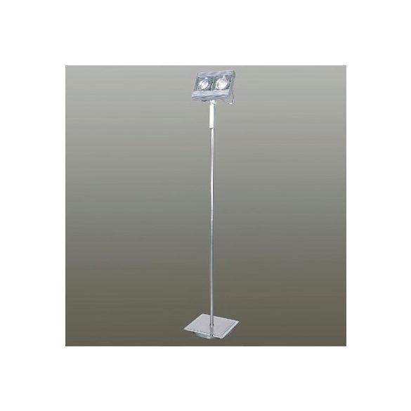 LANDLITE FL223A állólámpa, GU10, max. 2x50W, titán, halogén fényforrással