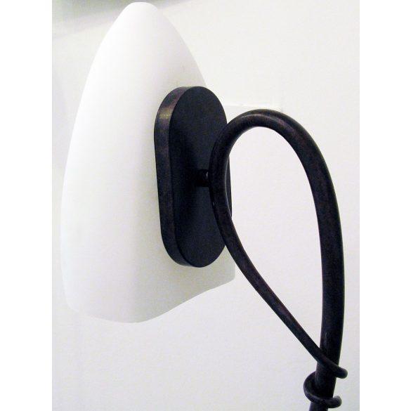LANDLITE MW-5255/1T asztali lámpa, E27, max. 1x60W