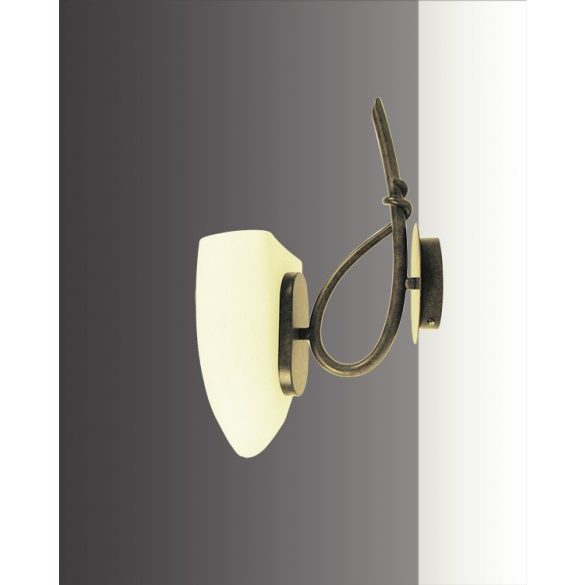 LANDLITE MW-5255/1W, fali lámpa