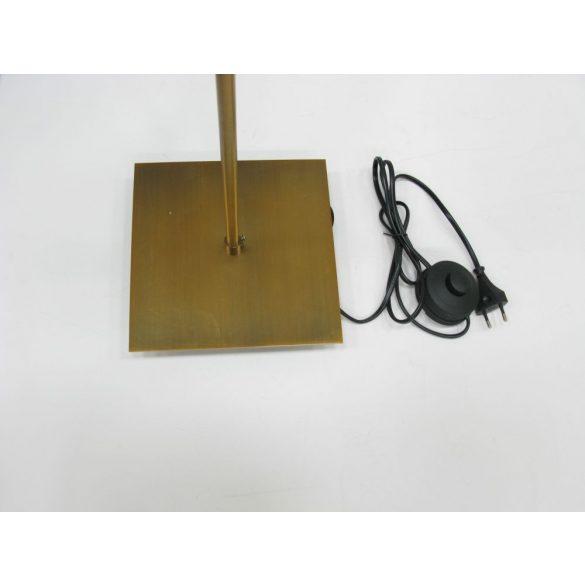 LANDLITE CHRIST-S F4L állólámpa, G4, max. 4x20W, antik bronz, halogén fényforrással
