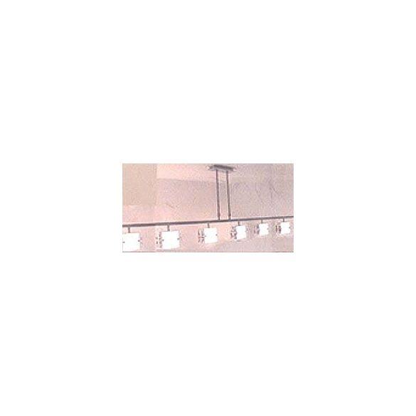 LANDLITE SHARONA MW-5424/6H modern mennyezeti lámpa 6xG9 40W 230V