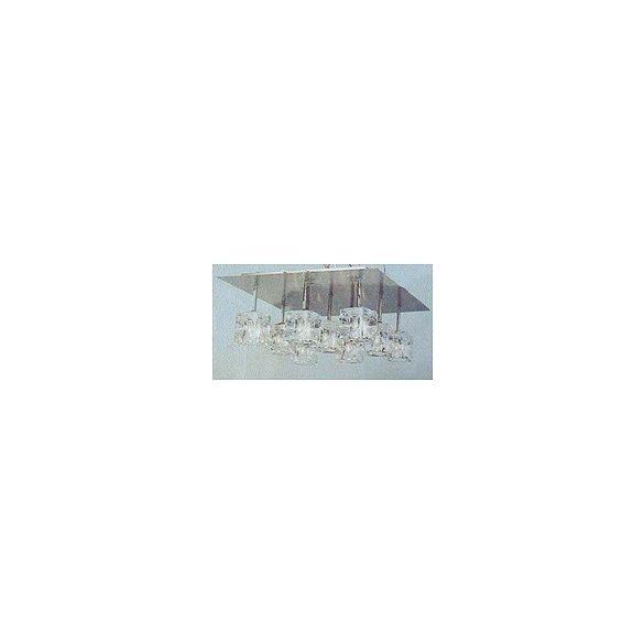 LANDLITE MW-5384/9C modern mennyezeti lámpa 9xG9 40W 230V