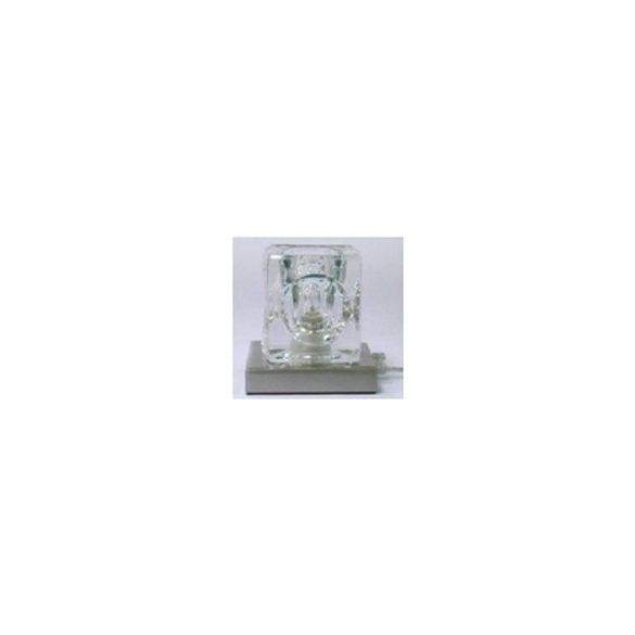 LANDLITE MW-5384/1T-B asztali lámpa, G9, max. 1x40W, halogén fényforrással