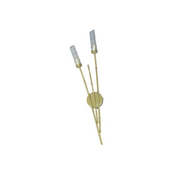 LANDLITE TIVONA MW-5420/2WB, fali lámpa, 2x60W