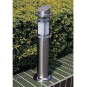 LANDLITE ODL-07 Acél kerti lámpa 1xE27-15W max.
