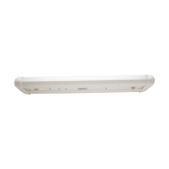 LANDLITE CLT-3027, 2xT8/G13 18W, fénycsöves fali/mennyezeti lámpa