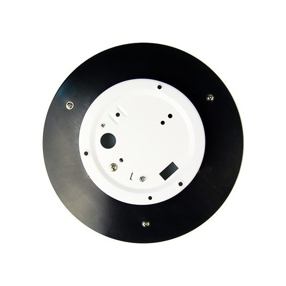LANDLITE MELISSA D23 modern fali / mennyezeti lámpa 1xG9 40W 230V (antik bronz / fehér üveg)