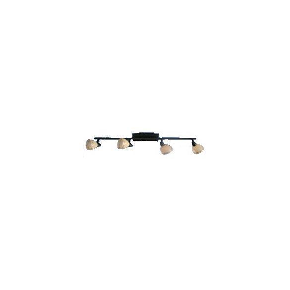 LANDLITE ZORBA LS-553-440 spotlámpa 4xG9 40W 230V