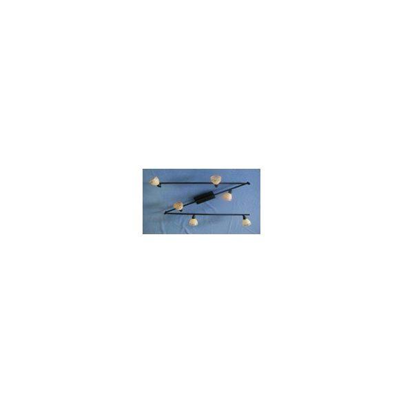 LANDLITE ZORBA LS-553-640 spotlámpa 6xG9 40W 230V