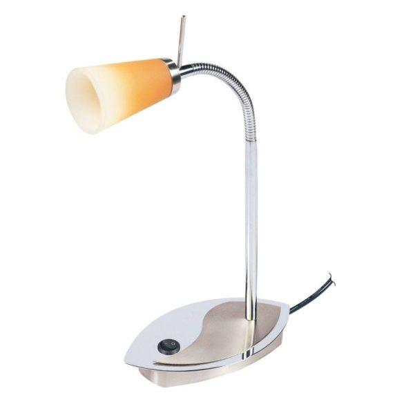 LANDLITE RUSSELL LS-951T-140 asztali spotlámpa, G9, max. 1x40W, halogén fényforrással