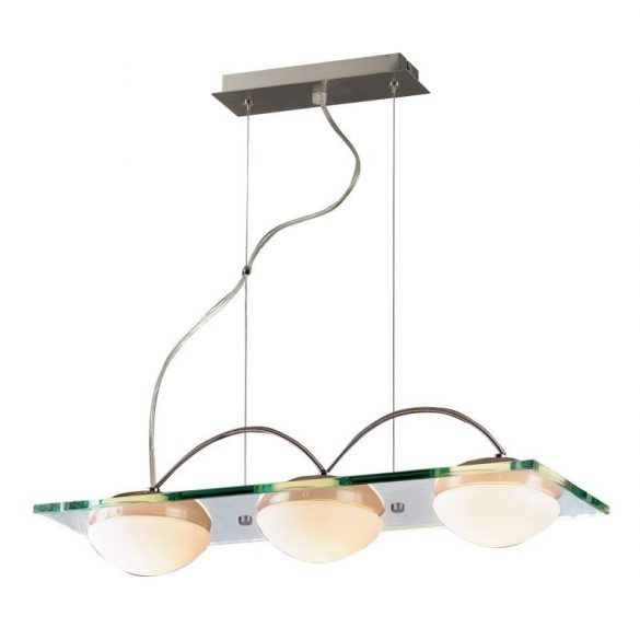 LANDLITE LAVADA P8986A/3L 3xG9 60W függesztett lámpa