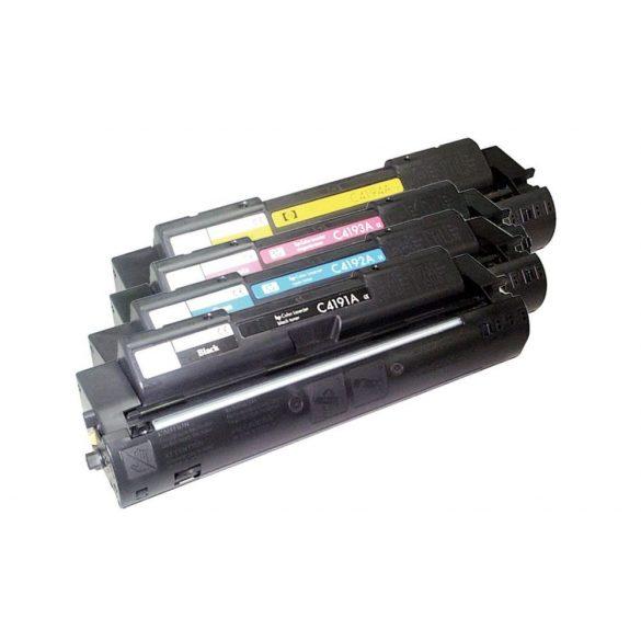 LANDLITE HP C4194, sárga/yellow, 6000oldal, utángyártott lézernyomtató toner