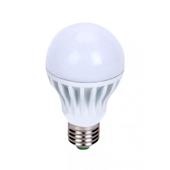LANDLITE LED, E27, 6W, A60, 450lm, 2800K, körte formájú fényforrás (LDM-A60-6W)