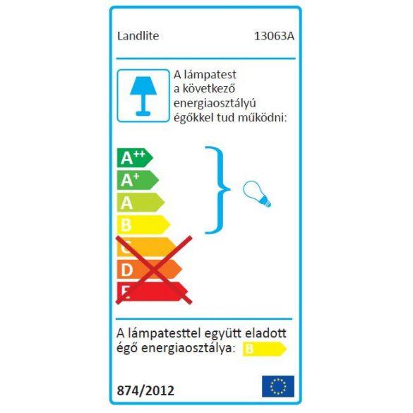 LANDLITE CLN-1x36W T8 G13 fénycsöves lámpatest, BÚRA NÉLKÜL
