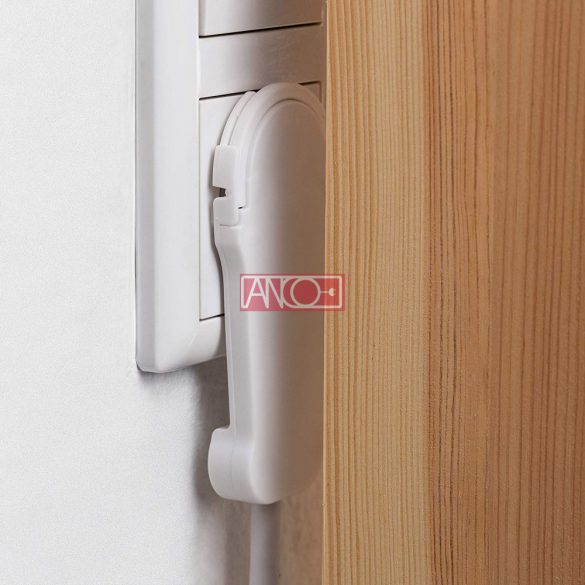 ANCO Table socket 3 way with flat plug, 1.4m