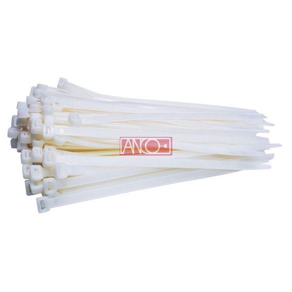 ANCO Kábelkötegelő 4.7mmx 380mm, fehér